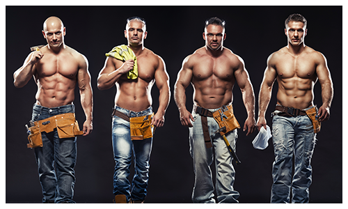 Male Stripper Service